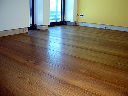 Holzdielenboden Und Fussbodenheizung Fussbodenheizung Und