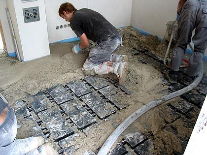 holzdielenboden und fubodenheizung fubodenheizung und holzdielenboden janen fubodenheizung fr einen holzdielenboden parkett oder laminat - Laminat Holzdielenboden